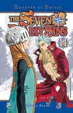 capa de The Seven Deadly Sins #14