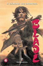 capa de Blade - A Lâmina do Imortal #04