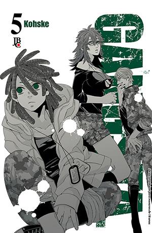 capa de Gangsta #05