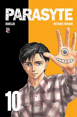 capa de Parasyte #10