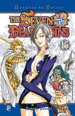 capa de The Seven Deadly Sins #15