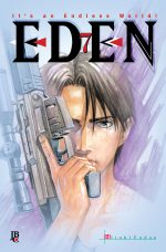 capa de Eden - It's an Endless World #07