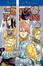 capa de The Seven Deadly Sins #16