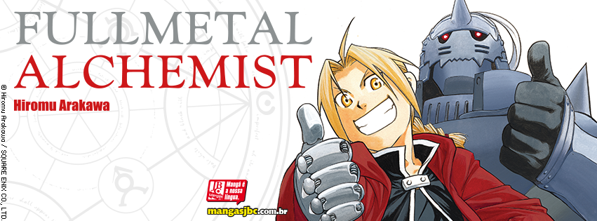 Fullmetal Alchemist ESPECIAL