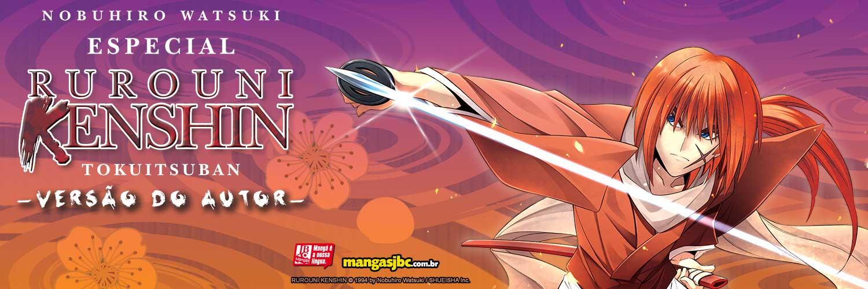Rurouni Kenshin - Versão do Autor