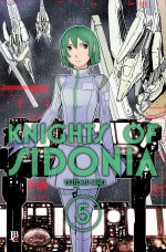 capa de Knights of Sidonia #05