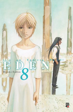 capa de Eden: It's an Endless World #08