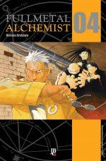 capa de Fullmetal Alchemist ESP. #04