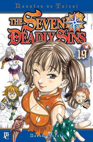 capa de The Seven Deadly Sins #19