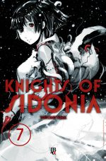 capa de Knights of Sidonia #07