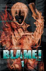 capa de Blame! #01