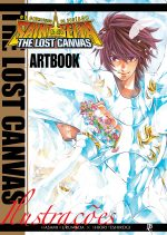 capa de CDZ - The Lost Canvas - Artbook