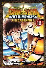 capa de CDZ – Next Dimension #10