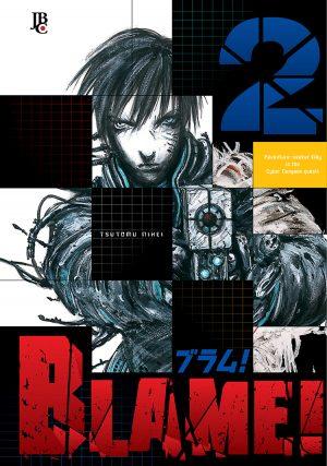 capa de Blame! #02