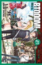 capa de BTOOOM! #21