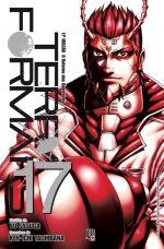 capa de Terra Formars #17