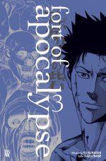 capa de Fort of Apocalypse #03