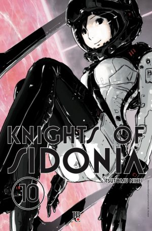 capa de Knights of Sidonia #10