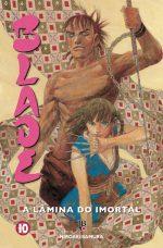 capa de Blade – A Lâmina do Imortal #10