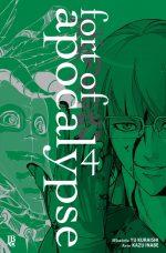 capa de Fort of Apocalypse #04