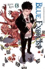 capa de Blue Exorcist #18