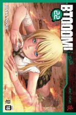 capa de BTOOOM! #22