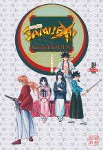 capa de Samurai X - Kenshin Kaden