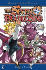 capa de The Seven Deadly Sins #24