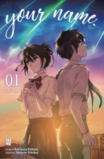 capa de Your Name. #01