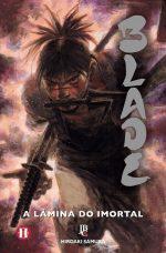 capa de Blade – A Lâmina do Imortal #11