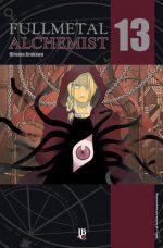 capa de Fullmetal Alchemist ESP. #13