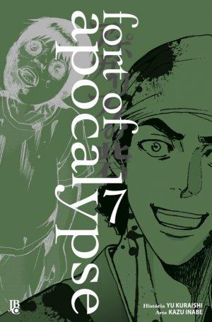 capa de Fort of Apocalypse #07