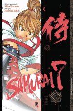 capa de Samurai 7