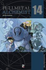 capa de Fullmetal Alchemist ESP. #14