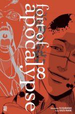 capa de Fort of Apocalypse #08