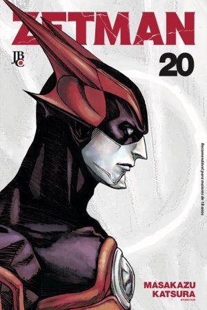 capa de Zetman #20