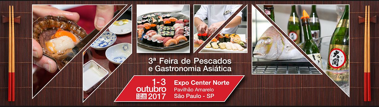 Asian & Sea Food Show 2017