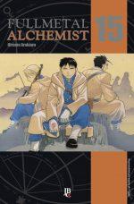 capa de Fullmetal Alchemist ESP. #15