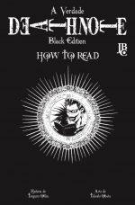capa de Death Note – Black Edition How to Read #07