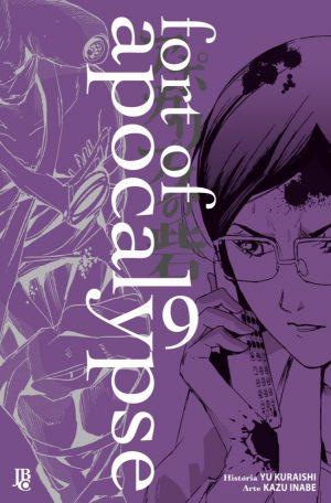 capa de Fort of Apocalypse #09