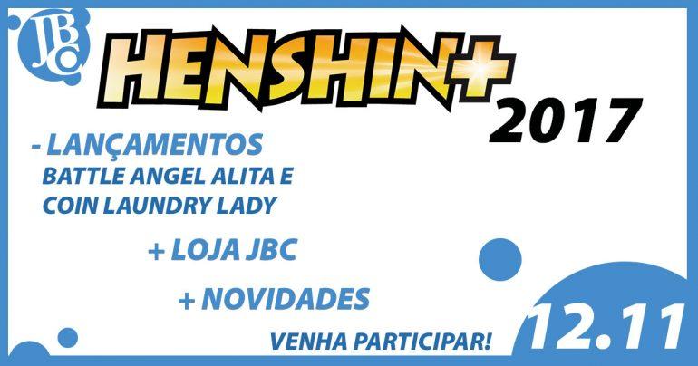JBC Henshin+ 2017