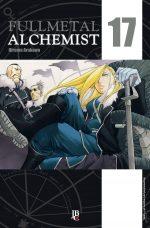 capa de Fullmetal Alchemist ESP. #17