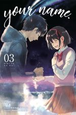 capa de Your Name. #03