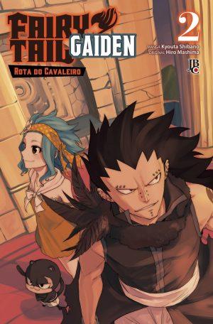 capa de Fairy Tail Gaiden #02