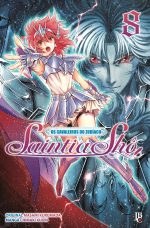 capa de Saintia Shô #08