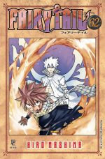 capa de Fairy Tail #62