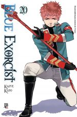 capa de Blue Exorcist #20
