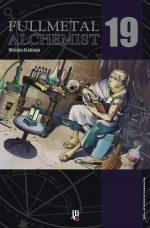 capa de Fullmetal Alchemist ESP. #19