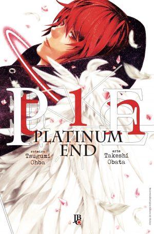 capa de Platinum End #01