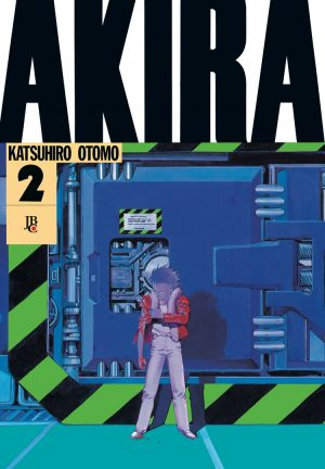 capa de Akira #02
